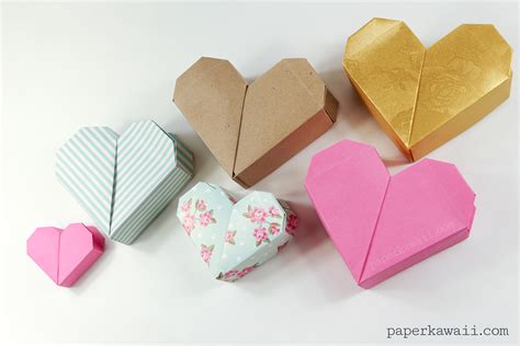 Shaped Origami Box - origami origami box envelope shaped box