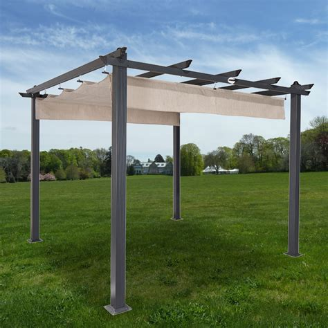 coolaroo gazebo replacement canopy for coolaroo pergola riplock 500 garden