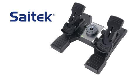 Saitek Pro Flight Rudder Pedals saitek pro flight rudder pedals my737ng