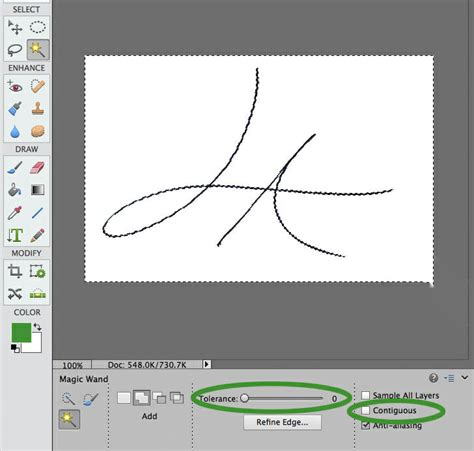 create pattern in photoshop elements video tutorial create a watermark from your signature in