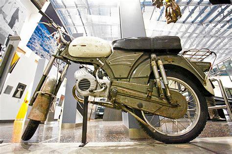 Triumph Motorrad In Bonn by Motorr 228 Der Im Haus Der Geschichte In Bonn Motorrad