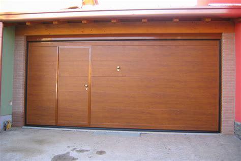 portoni sezionali ballan basculanti per garage ecofinestre serramenti e infissi