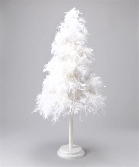small white feather tree