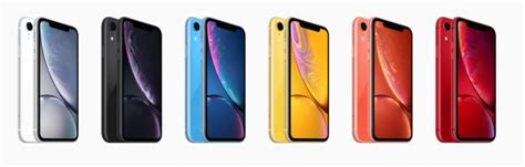 apple iphone xr colors ranked business insider