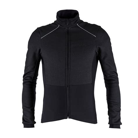 mens thermal cycling jacket le col sport thermal cycling jacket