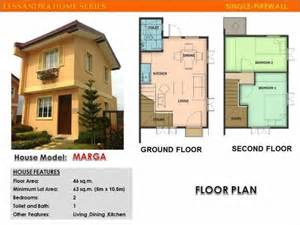 Large Single Story House Plans 2 Storey House Firewall Philippines House Design And