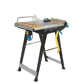 screwfix bench wolfcraft master cut 1500 multifunction workbench
