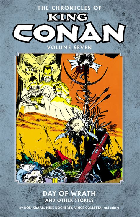 the brunist day of wrath books the chronicles of king conan volume 7 day of wrath and