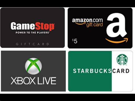 How To Use A Xbox Gift Card - how to get free gift card codes amazon xbox starbucks gamestop window apps games using