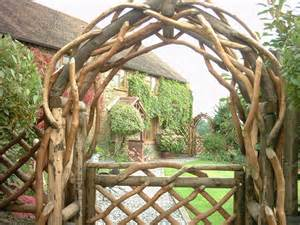 Build An Arbor Trellis beautiful garden arch with gate arches wooden and inspiration