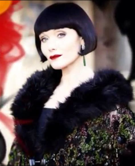 essie davis haircut 642 best images about miss fisher s murder mysteries on