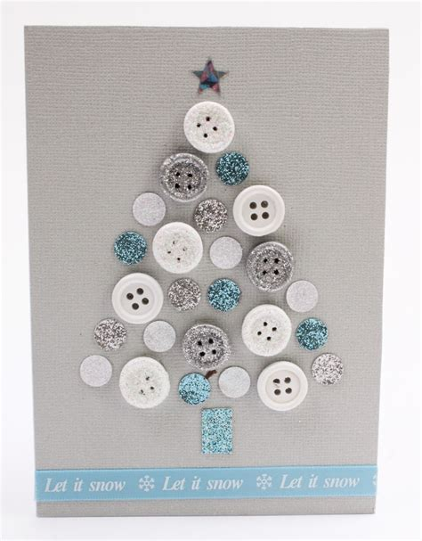 Handmade Buttonholes How To Make - how to make a button tree card hobbycraft