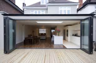 Galerry design ideas for rear extension