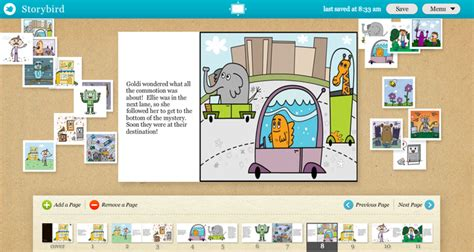 kditzler s teacher resource page storybird