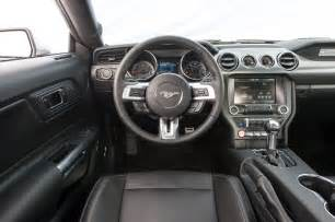 2015 ford mustang ecoboost interior photo 20