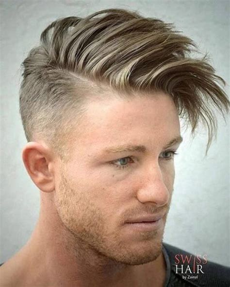 how to fade a mens hairline 15 best hairstyles for men with receding hairlines images