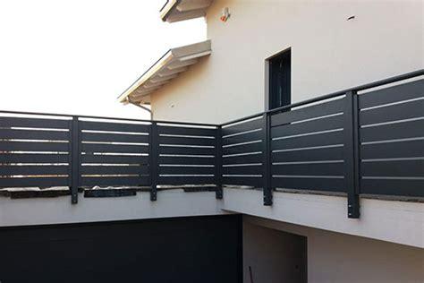 corrimano in alluminio ringhiere in alluminio per esterni ed interni alba srl