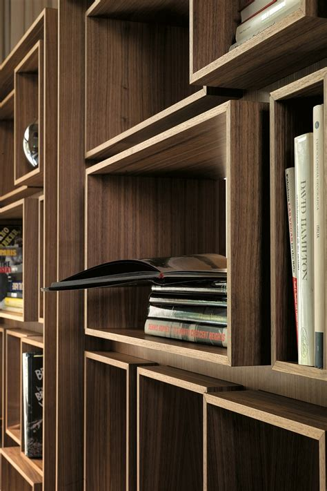 stylish bookshelf 5 trendy modern bookshelves that unleash warmth of wood