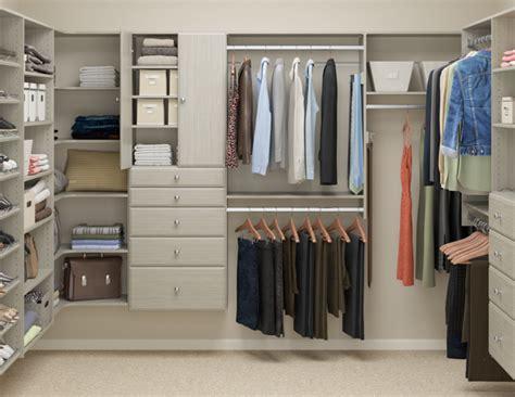 Easy Track Closet System Closet Organizers Custom Closet Systems By Easy Track
