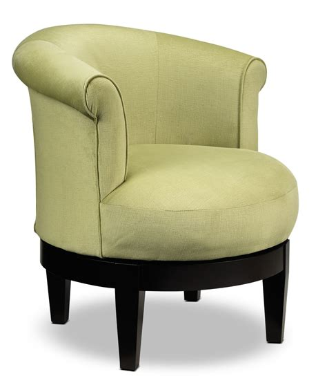 Lemoore Accent Swivel Chair Lime Furniture Ca Occasional Swivel Chairs