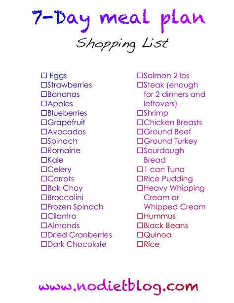 7 Day Detox Diet Plan Indian by 99 Simple Diet Meal Plan Best Simple Diet Meal Plan