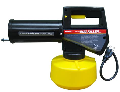 Burgess 960 Electric Insect Fogger For Fast And Effective Backyard Mosquito Fogger
