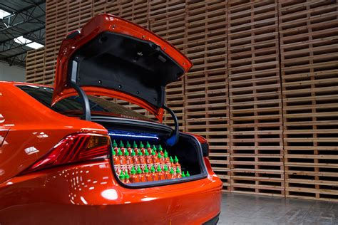 sriracha lexus lexus just made a sriracha car and no this isn t an april