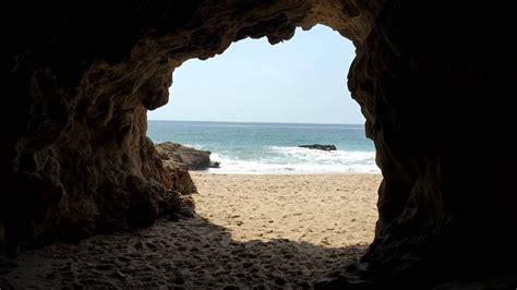 leo carrillo malibu cave at leo carrillo state park in malibu ca