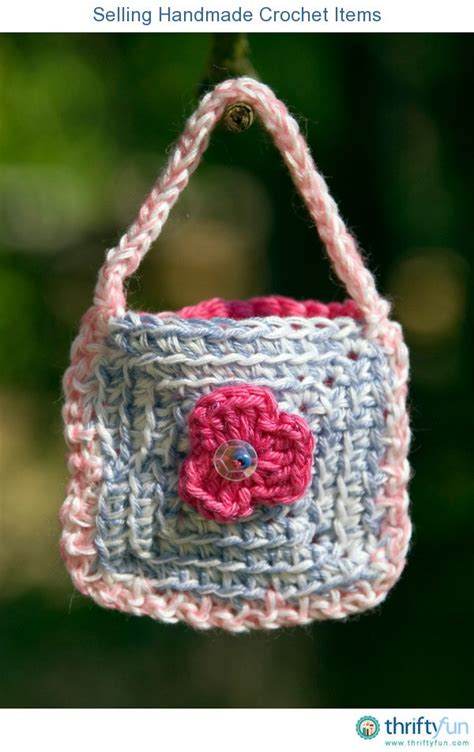 Best Selling Handmade Items - selling handmade crochet items thriftyfun