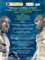 unical lettere e beni culturali quot riflessioni sui bronzi di riace quot il 16 maggio giornata