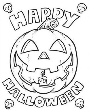 happy halloween coloring pages games happy halloween coloring page hallowen coloring pages of