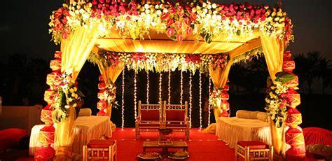Professional Decorators by Wedding Mandap Decoration Romantic Decoration