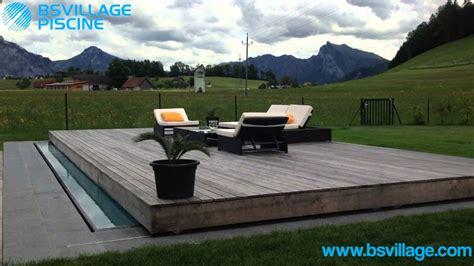 copertura terrazza copertura di sicurezza per piscina coverwood a terrazza