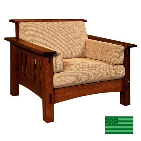 sofas made in the usa amish mccoy chair solid wood made in usa american eco