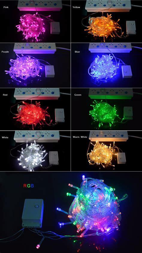 20M AC 220V Waterproof LED Strip light lamp LED Holiday
