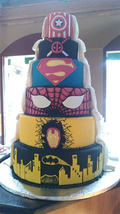 Hochzeitstorte Marvel by 17 Best Images About Cakes On Joker