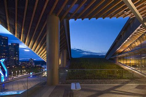 green building brain vancouver convention exhibition centre expansion project