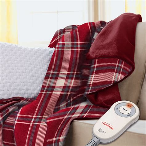 dreamcatcher electric blanket reviews heated sofa blanket baci living room