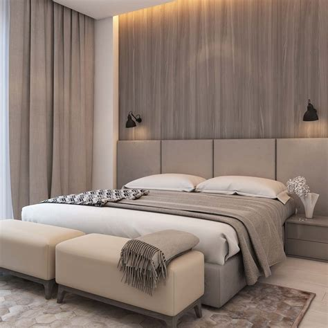 bedroom ideas a simple modern apartment in moscow
