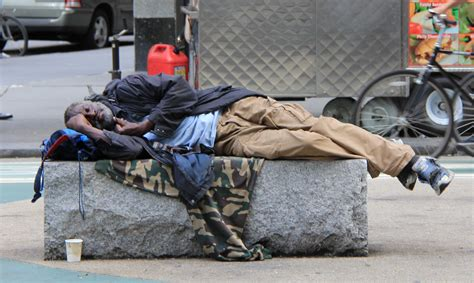 Where To Find Homeless The Homeless Are Ageing
