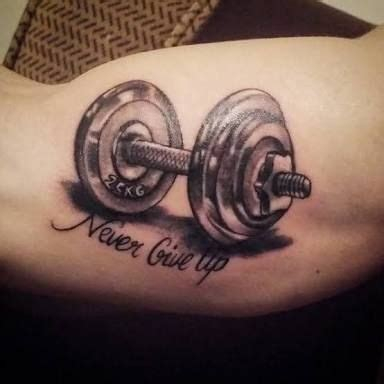 weightlifting tattoos image result for weightlifting barbell