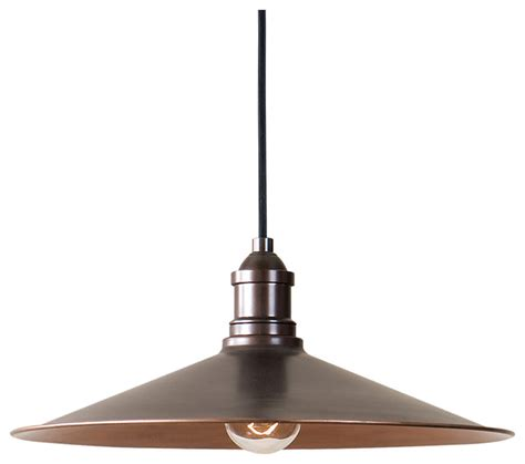 copper farmhouse pendant light uttermost barnstead 1 light copper pendant 22051