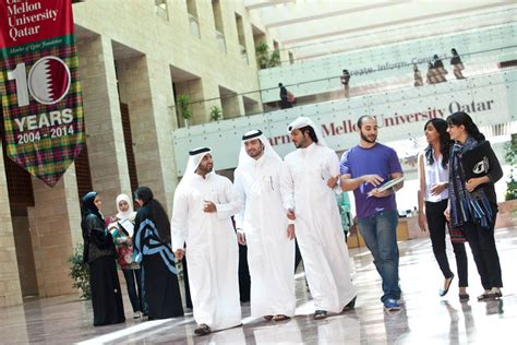 Mba Institutes In Doha by Qatar Foundation Carnegie Mellon Ranks Amongst Top 25 Us