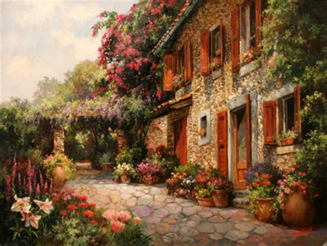 Italian Cottages by The Of Paul Gantner