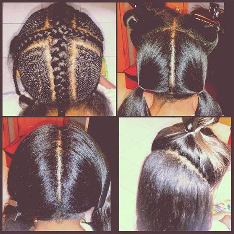 can you get a vixen sew in with short hair best 25 vixen sew in ideas on pinterest