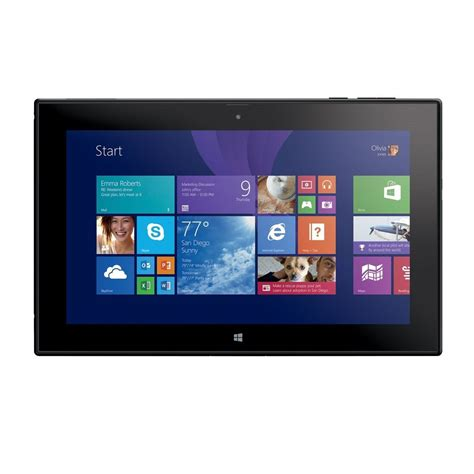 nokia lumia 2520 32gb verizon wireless 4g lte wifi 10 1 quot windows tablet