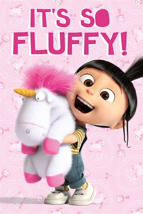 film it s me despicable me it s so fluffy official poster official