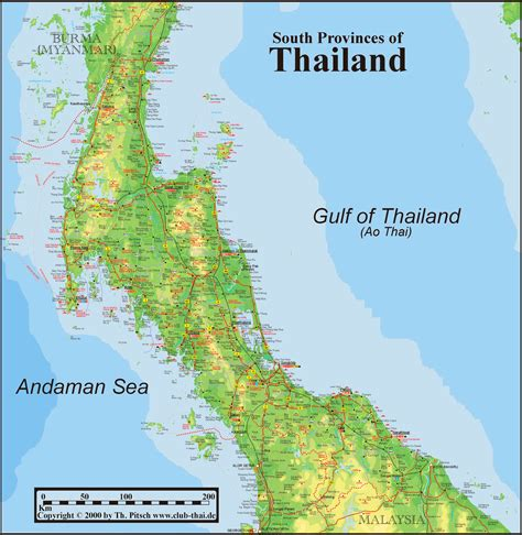 travel directions and map phuket maps patong kata karon kamala phuket town rawai