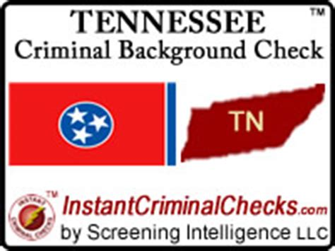Tn Background Check Tennessee Criminal Background Checks For Pre Employment