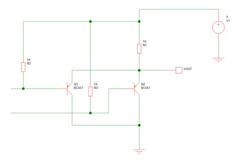transistor gate function what is the simplest way to make an and gate using pnp transistors electronicsxchanger